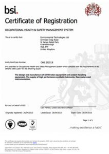 BSI_ISO_18001_OHS_592518_HEALTH_SAFETY_CERTIFICATE