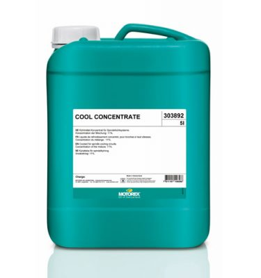 MOTOREX Cool Concentrate 5ltr