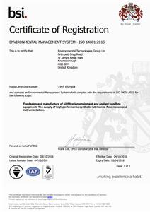 BSI_ISO14001_CERTIFICATE_2015