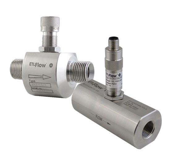 ETL Flow - Turbine Flow Meters