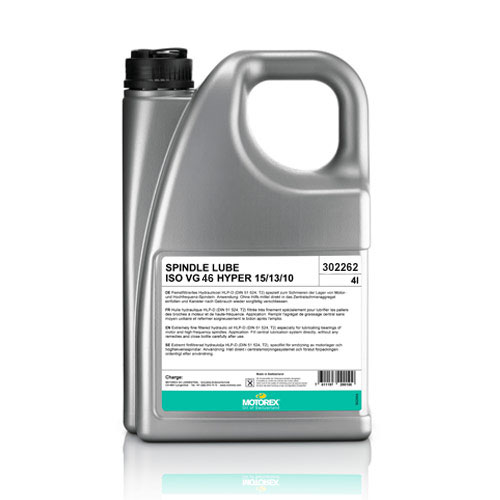 MOTOREX Spindle Lube VG46 4Ltr