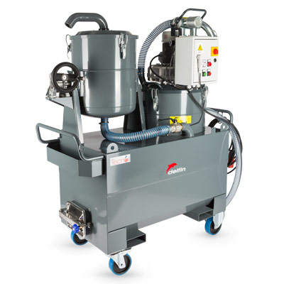Delfin 400IF Vacuum Cleaner