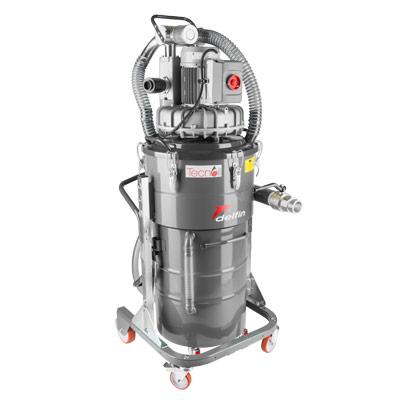 Delfin TC100IF Industrial Vacuum Cleaner
