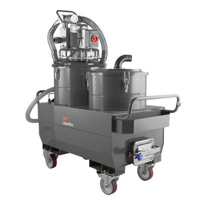 Delfin TC200IF Industrial Vacuum Cleaner