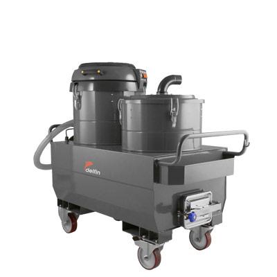 Delfin TC220MPI Industrial Vacuum Cleaner