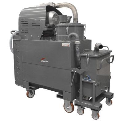 Delfin TC600 Vacuum Cleaner