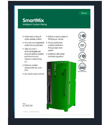 SmartMix Datasheet