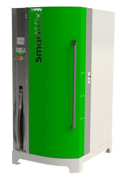 SmartMix - Intelligent Coolant Mixing Station