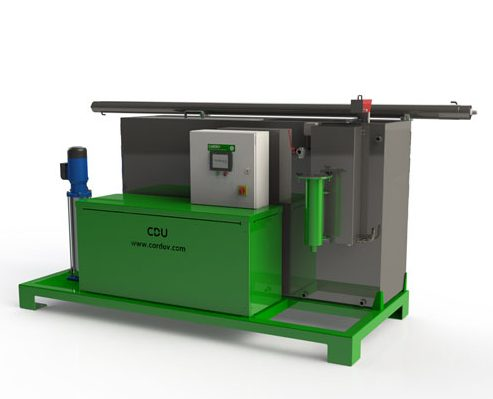 Coolant Disposal Unit - CDU-140-A